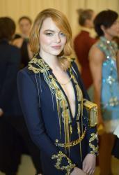 Emma Stone - 2018 Met Gala 5/7/18