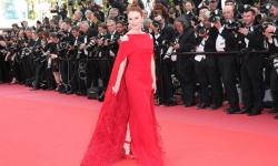 Julianne Moore - Cannes 2018 Day1 Everybody Knows Premiere