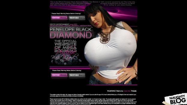 Was and Penelope black diamond porn star brilliant idea