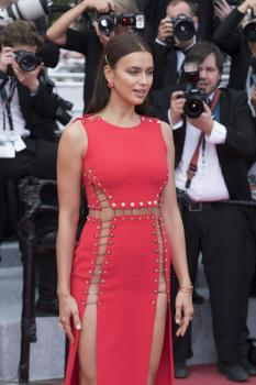 Irina Shayk - *Sorry Angel* Premiere, Cannes IFF - May 10