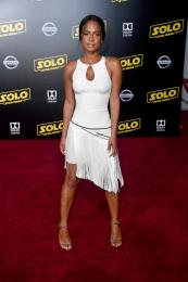 "Christina Milian - ""Solo: A Star Wars Story"" Premiere in Los Angeles  (5/10/18)"