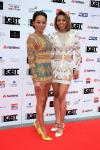 Melanie Brown - With Her Daughter Phoenix Chi Gulzar @LGBT Awards in London (5/11/18)