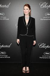 Julianne Moore - Chopard Secret Night Cannes 2018 / May 11th