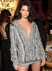 Kendall Jenner - Fashion for Relief Fashion Show in Cannes 5/13/18