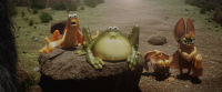 Kumple z dżungli / Les As de la Jungle (2017) PLDUB.720p.BluRay.x264.AC3-KiT / Dubbing PL