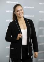 Ronda Rousey -                 NBCUniversal Upfront New York City May 14th 2018.
