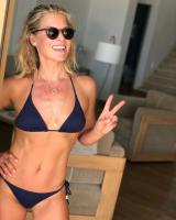 Ali Larter Black Bikini Instagram Photos x 2