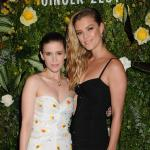 Nina Agdal  -                          Belvedere Vodka Ginger Zest Launch New York City May 15th 2018 With Kate Mara.