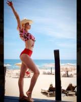 Claudia Lee - Bikini pics from Instagram x2