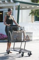 Nicole Murphy - Getting Some Grocery Shopping Done At Bristol Farms in Beverly Hills (5/16/18)