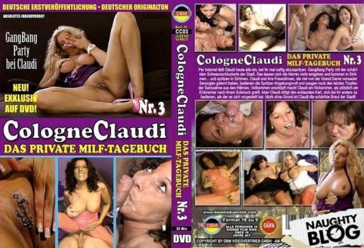 Cologne Claudi Das Private MILF Tagebuch # 3