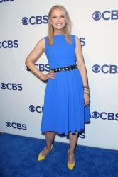 Faith Ford - CBS Upfront Presentation in New York / May 16th 2018