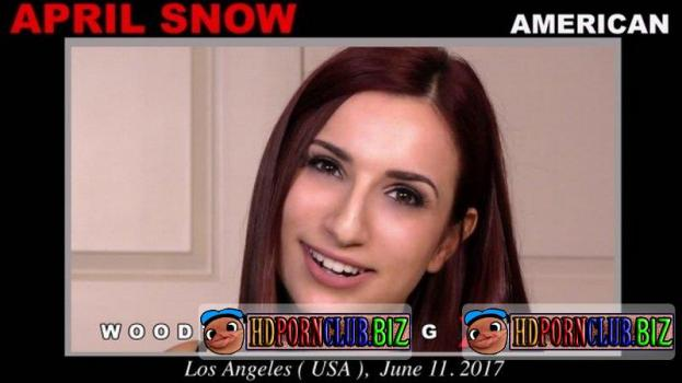 WoodmanCastingX.com – April Snow – Hard – My first anal sex with a man [FullHD 1080p]