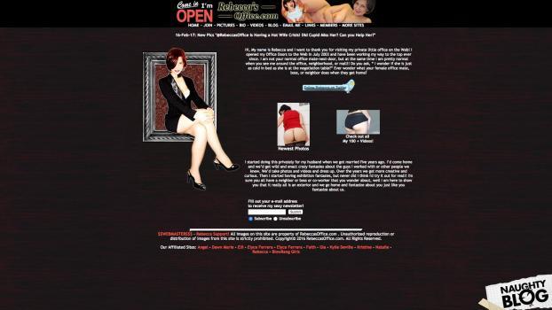RebeccasOffice.com - SITERIP