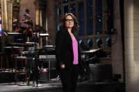 Tina Fey - Saturday Night Live On Set & Bumper Photos 5/19/2018