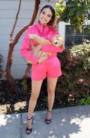 Bailee Madison - visits Hallmark's 'Home & Family'  4/26/18