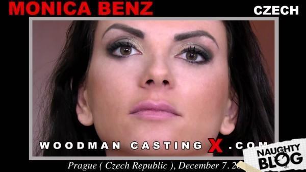 Woodman Casting X - Monica Benz