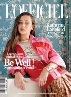 Katherine Langford -                       L'Officiel Magazine (France) June/July 2018.