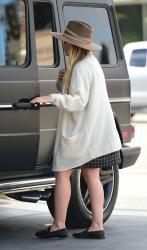 Hilary Duff - Out in LA 5/25/18