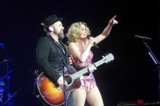 Jennifer Nettles - Sugarland live in Raleigh, NC - 2018-05-26