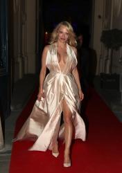 Pamela Anderson - ACM Dinner Gala, Formula 1 Grand Prix of Monaco - May 27