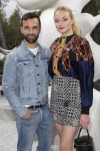 Sophie Turner -                               Louis Vuitton 2019 Cruise Collection Saint-Paul-De-Vence France May 28th 2018.