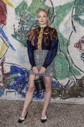 Sophie Turner - Louis Vuitton 2019 Cruise Collection in Saint Paul de Vence 5/28