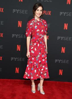 Alison Brie - GLOW Netflix FYSee Event in LA 5/30/18