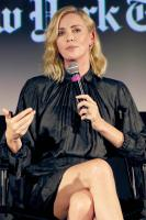"Charlize Theron @ TimesTalks ScreenTimes presents ""Tully"" in NY 