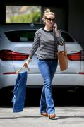 Reese Witherspoon - Leaves A Fitting Studio in Beverly Hills (5/4/18)