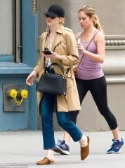 Emma Stone - Out in NYC 5/4/18
