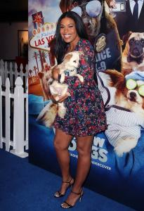 "Jordin Sparks - ""Snow Dogs"" Premiere In Los Angeles (5/4/18)"