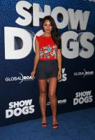 Paula Garces - Show Dogs film premiere in NYC 5/05/18
