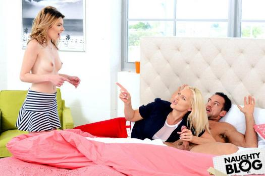 Moms Bang Teens - Alena Croft & Kali James