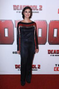 Morena Baccarin - Attends The Sao Paulo Premiere Of Deadpool-2 (5/6/18)